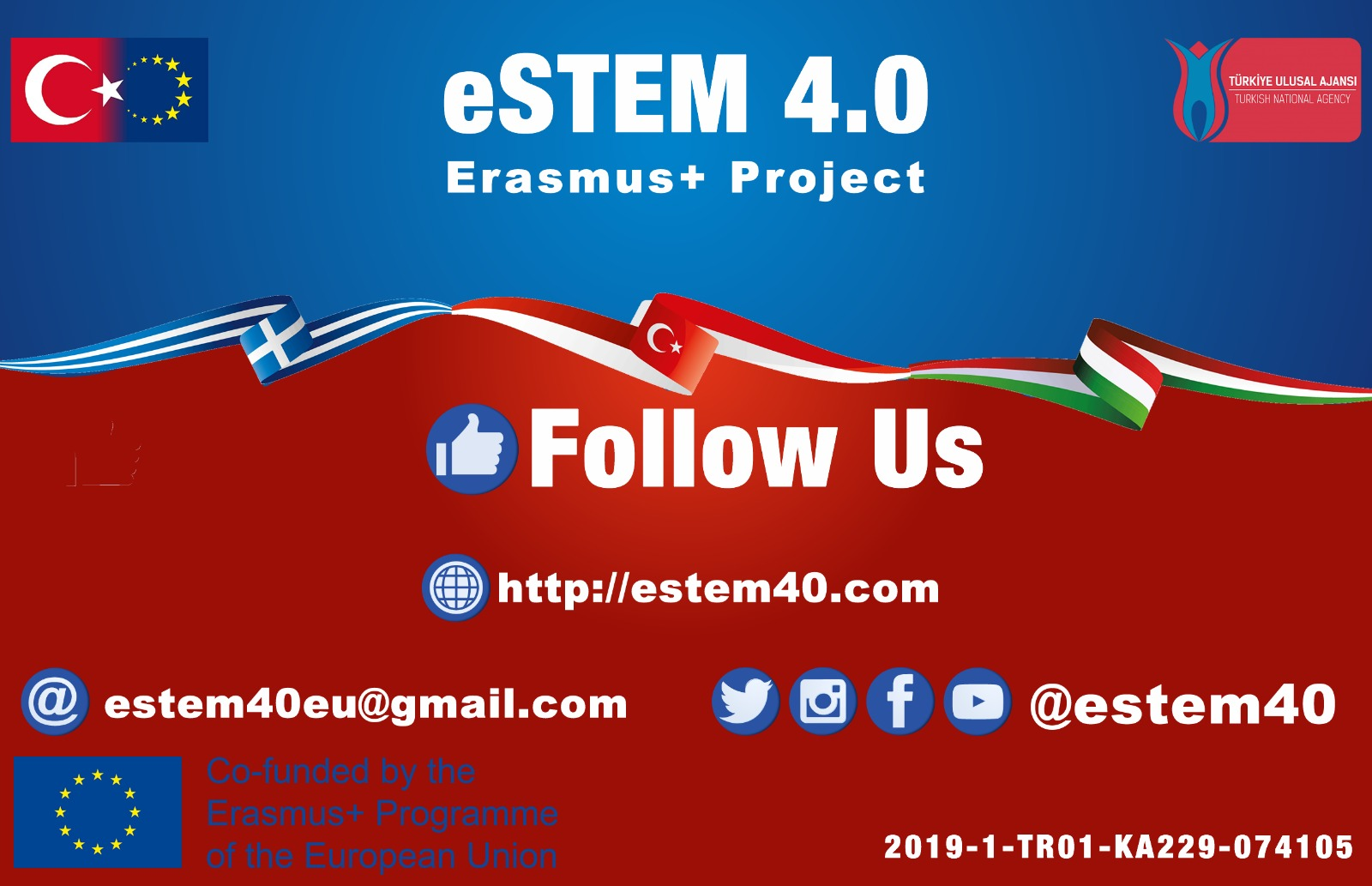 Erasmus+ Project Website